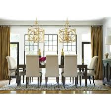 chandelier over kitchen table dining room decoration using gold glass candle lantern chandelier over dining table