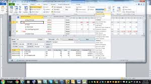 Resource Utilisation Chart The Best Resource Workload Views In Microsoft Project 2010