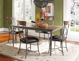 Hillsdale Dining Table Hillsdale Cameron Rectangle Counter Dining Table 4671ctbr