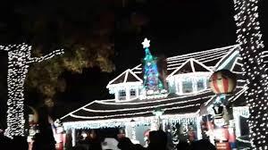 Rancho Cucamonga Festival Of Lights Thoroughbred Street Christmas Lights Rancho Cucamonga