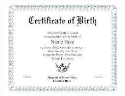 Download By Fake Birth Certificate Template Uk Mediaschool Info