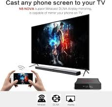 Amazon.com: Magicsee N5 NOVA TV Box 4GB 32GB Android 9.0 Rockchip RK3318  Quad-core 64bit Dual WiFi 2.4G/5G BT4.0 4K UHD Streaming Mini Box with 2.4g  Air Mouse Voice Remote: Electronics