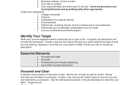 Excellent Resume Writing Services In Northern Nj Ideas Entry Level