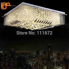 stunning square chandelier lighting new luxury modern square crystal chandelier lighting re led