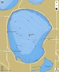 Lake Howard Fishing Map Us_fl_00284352 Nautical Charts App