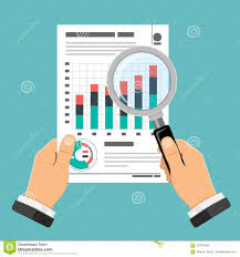Auditing Tax Process Accounting Concept Stock Vector