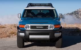 Comparison - Toyota FJ Cruiser 2015 - vs - Toyota Fortuner 3.0 4x4 ...
