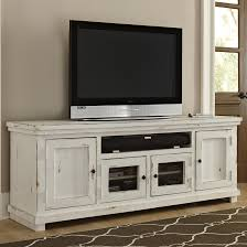 white media console furniture. progressive furniture willow 74 white media console n