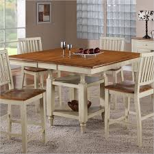 Furniture Cozy Dining Chairs French Style Design Furniture Country Style Extendable Dining Table