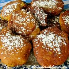 fritters with pumpkin the southern