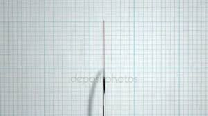 Chart Marking In Polygraph Polygraph Chart Stock Videos Royalty Free Polygraph Chart