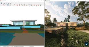 Environmental Designers Design Structures To Match The Environment 6 Steps For A Flying Start With Lumion 2019 Update