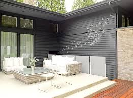 various outdoor patio wall decor adorable art on interior set