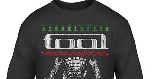 This TOOL Ugly Christmas Sweater Is Only Available For Two Days ...