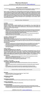 Attorney Resume Sample Template Real Estate Attorney Resume Samples Templates Tips Attorneyresume