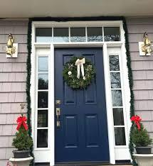front entry door blue front entry door fiberglass front entry doors with glass