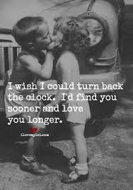 Lovers Quotes Fascinating I Wish I Could Turn Back The Clock Loverelationships Pinterest