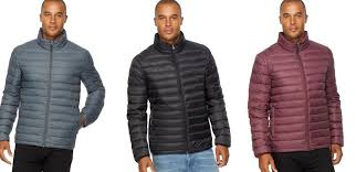 men s heatkeep nano modern fit packable puffer jacket 34 99 reg 100 00 free w kohl s card