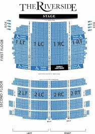 Seating Charts The Official Home Of The Pabst Theater