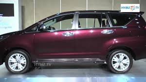 new car launches in hyderabadNew Innova Crysta 2016 Launched at Hyderabad ExShowroom Price
