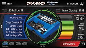 <b>EZ</b>-<b>Peak</b> Live 100W NiMH:LiPo <b>Charger</b> with iD™ Auto Battery ...
