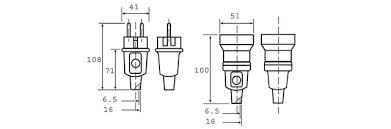cee norm u k industrial plugs sockets plug connector