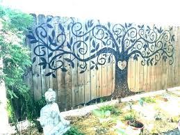 steel outdoor wall art outdoor wall hangings metal large outdoor wall art large outdoor wall art