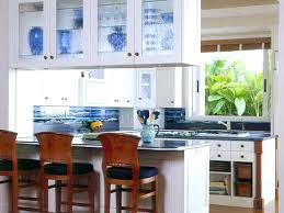 blue and white kitchen tiles design ideas french patterned w