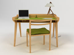 Will Dining Table / Desk - Made from oak and aesthetically inspired by mid  century Danish furniture, Will offers an extendable table and desk in one.