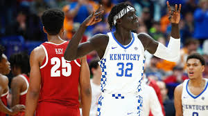 Wenyen Gabriel - Men's Basketball - University of Kentucky Athletics