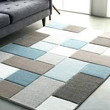 cream and blue area rug brown blue area rugs homely ideas brown and blue area rug