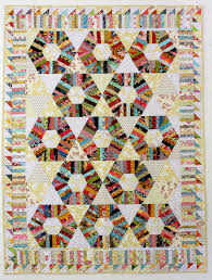 Honeycomb Quilt Pattern String quilt pattern by KarenGriskaQuilts ... & Honeycomb Quilt Pattern String quilt pattern by KarenGriskaQuilts Adamdwight.com