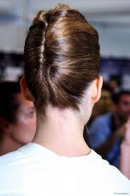 French Twist Hair Style how to do a classic french twist hairstyle easy tutorial 6264 by stevesalt.us