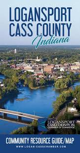 Designer Joe S Logansport Logansport Cass County In Map And Resource Guide By Town
