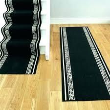 ikea carpet runner 4worg black and white runner rug black white chevron runner rug