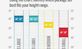 Junior Golf Size Chart 31 Actual Junior Golf Club Sizing Chart