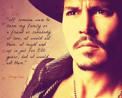 Johnny Depp Quotes About Love Simple Johnny Depp Quotes Johnny Depp Quote About Love