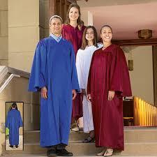 Choir Robe Size Chart Miraculous Choir Robes