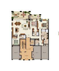 Modern 3 Bedroom House Floor Plans Sweet 3 Bedroom 2 Story House Floor Plans With Sto 1284x798
