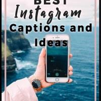 The Best Instagram Captions and Ideas - Helene in Between