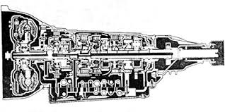 common problems found in the toyota ae transmission internal view of the toytoa a340e transmission