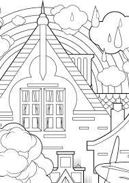 Supergrote Kleurplaat In The City Hobbyenspeelgoednl