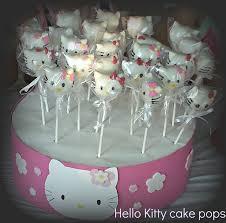 Hello Kitty Cake Pops Cakecentralcom