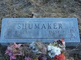 Patsy Pearl Wolf Shumaker (1941-2015) - Find A Grave Memorial