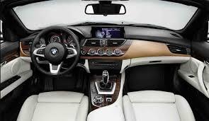 2018 bmw z4 roadster. contemporary bmw 2018 bmw z4 roadster interior features inside bmw z4 roadster