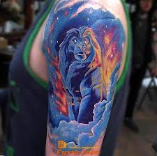 100 Nejlepších Nápadů Tetování Leo Na Rameno Rameno Nohu A Hrudi