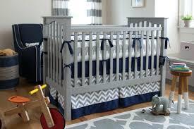 baby blue crib bedding navy and gray elephants gingham