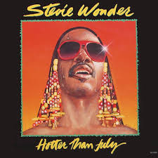 <b>Stevie Wonder</b> - <b>Hotter</b> Than July – Holiday Records