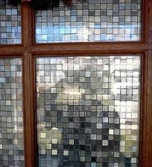 <b>3D Laser</b> Reflective Static Window Film Decorative Textured Glass ...