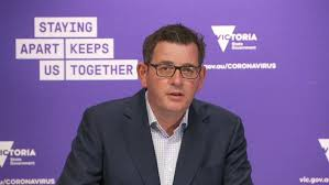 Premier daniel andrews claims that it has nothing to do with the 40. Melbourne Placed Under Stage 4 Coronavirus Lockdown Stage 3 For Rest Of Victoria As State Of Disaster Declared Abc News